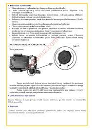 Rotowash SDS 2500 TURBO Basınçlı Yıkama Makinası - Kullanma Kılavuzu -  Sayfa:8 - ekilavuz.com