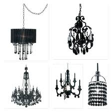 mini chandelier lamp shade small black chandeliers shades sh
