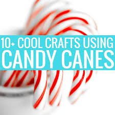 Candy Cane Mice U0026 Video  Martha StewartChristmas Crafts Using Candy Canes