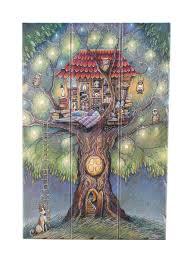 "<b>Картина</b> / <b>Картина</b> на досках / <b>Картина</b> на стену ""<b>Дом</b> на <b>дереве</b> ..."