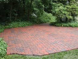 brick paver patio design ideas cape atlantic decor best designs simple paver patio designs using