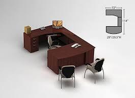 furniture configuration. Desk Furniture - Zira#4 Configuration O
