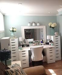 large bedroom vanity sets design stunning bench white makeup desk table with