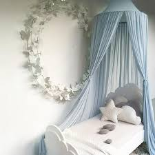 Summer Baby Mosquito Net for Baby Boys Girls Sleeping Kids Bed Canopy Bed Hung Dome Hanging Mosquito Net Kids Crib Netting
