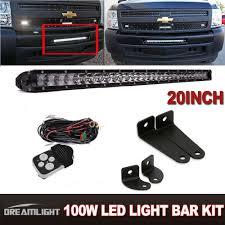 2009 Chevy Silverado Led Light Bar