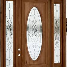 entry door stained glass replacement. sterling front door with glass wooden entry oval plus side light stained replacement