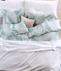 view in gallery tropical duvet cover set