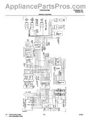parts for frigidaire frs23h5asb6 wiring diagram parts parts for frigidaire frs23h5asb6 wiring diagram parts from appliancepartspros com