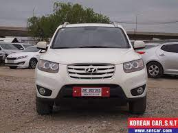 Used Cars 2011 Hyundai Santafe Cm Deluxe 2 4wd For Sale From S Korea Ic1012439 Global Auto Trader S Marketplace Hyundai Santa Fe Hyundai Buy Used Cars
