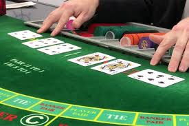 Learn How To Play Online Baccarat with BTC - CoinShark
