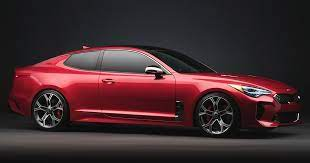 Would The Kia Stinger Work As A Coupe Too Carscoops Kia Stinger Kia Kia Ceed
