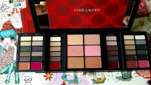 estee lauder 42 shades palette review high end makeup