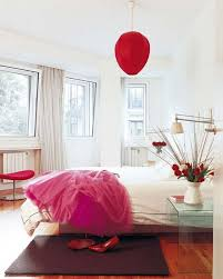 Pink Bedroom Chair Comely Teenage Red And Green Bedroom Decoration Using Red Bedroom
