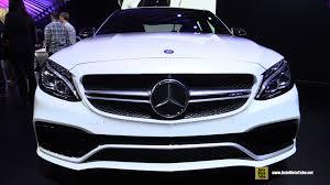 mercedes benz 2015 c class amg. 2015 mercedesbenz cclass c63 amg s exterior and interior walkaround 2014 la auto show mercedes benz c class amg e