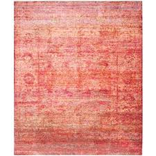 fuschia area rug mystique fuchsia multi ft x colored rugs affordable light pink round small fluffy