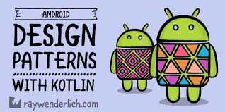 Android Design Patterns Unique Common Design Patterns For Android With Kotlin Ray Wenderlich