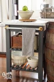 Kitchen Cart Granite Top Weekend Inspiration Link Party Features Towels Bar And Islands