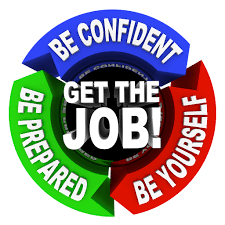 job interview tip on flexibility clipart clipartfest the words get the job
