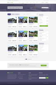 real state template easy living real estate psd template by rypecreative themeforest