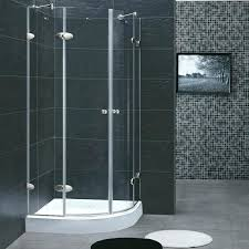 neo angle shower enclosure only at home depot