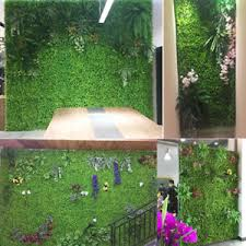 image is loading artificial plants vertical garden hedge screen green wall  on green wall fake plants with artificial plants vertical garden hedge screen green wall fake panel