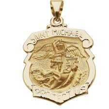 st michael medal police military
