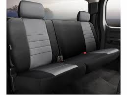 fia neoprene black grey 60 40 seat covers