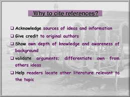 Scientific Citation Manage Your References With Endnote Ppt Download