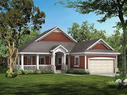 empty nester home plan 057h 0036