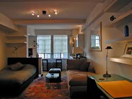 Modern Small Apartment Design How To Decorate Studio For Man Ideas