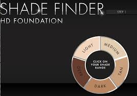 makeup forever hd foundation shade finder photo 2