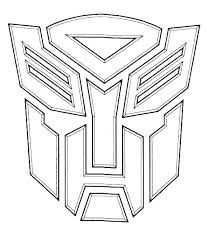 Free Transformer Coloring Pages Printable Transformers Coloring