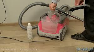 Тест <b>пылесоса Thomas Allergy &</b> Family - YouTube