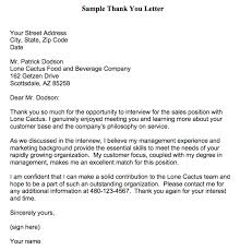 Thank You Letter For Job Opportunity Examples How To Write A Thank You Email After A Sales Meeting And