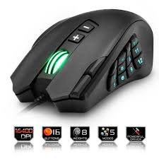 G50 Full Speed Photoelectric braided Wired Gaming Mouse With ...