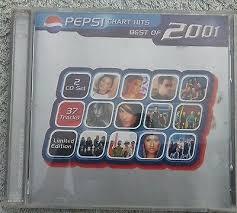 Pepsi Chart Hits Vol 1 By Various Artists Cd Mar 2000