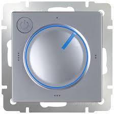 Терморегулятор электромеханический для теплого пола <b>Werkel</b> ...