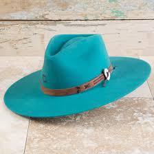 Charlie 1 Horse Teal Tee Pee Hat