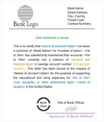 Sample Bank Statements Statement Official Template Solicitor Non Disclosure Agreement Of Or