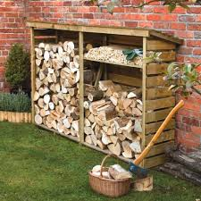 27 Magnificent Indoor and Outdoor Firewood Storage Solutions - Top Dreamer