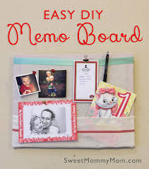 Homemade Memo Board Magnificent Easy DIY Memo Board Hobby Farms