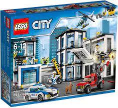 Mua đồ chơi LEGO City 60141 - Trụ Sở Cảnh Sát (LEGO 60141 Police Station)
