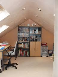 home office home. Simple Office Restyle  Yorskshire Loft Conversion Sheffield Office Throughout Home
