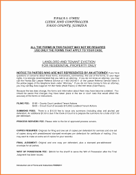 Landlord Eviction Notice Sample 24 eviction notice for tenants Notice Letter 1