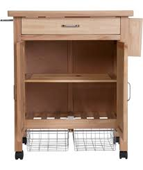 Argos Kitchen Furniture Buy Heart Of House Tollerton Wooden Kitchen Trolley At Argoscouk
