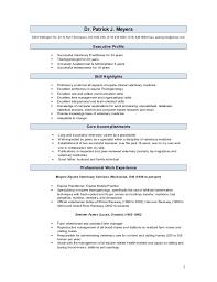 Veterinary Resume Impressive PJM Resume
