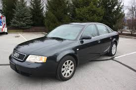 Audi A6 2.8 1999 | Auto images and Specification
