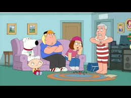 Family Guy Carters Jack Lalanne Workout Record