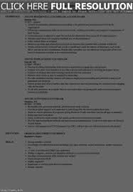 Youth Counselor Resume Sample Resume Template
