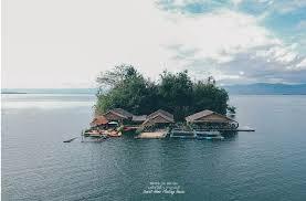 โฮมสเตย์กลางน้ำกาญจนบุรี l Sweet Home Floating House - Pantip
